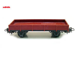 Marklin Primex 4596 V1 Lageboodwagen X 05 / Klms 440 - Modeltreinshop