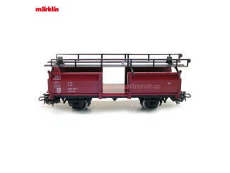 Marklin 4612 V5 Autotransportwagen - Modeltreinshop