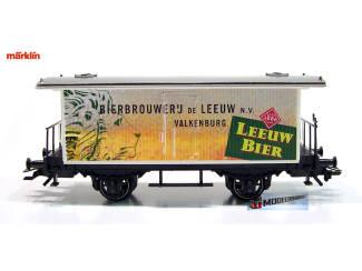 Marklin HO 48281.009 Bierbrouwerij de Leeuw Valkenburg - Leeuw bier - Modeltreinshop