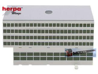 Herpa Wings Scenix 519625 Luchthaven Hoofdgebouw 2 Stuks - Modeltreinshop