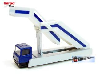 Herpa 551793 Verplaatsbare Passagiers Trap - Modeltreinshop