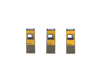 Rietze H0 70295 Ticketautomaat - Modeltreinshop