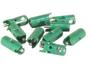 Marklin H0 71413 Pluggen Groen per 10 stuks - Modeltreinshop