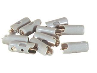 Marklin H0 71416 Pluggen Grijs per 10 stuks - Modeltreinshop