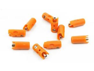 Marklin H0 71424 Moffen Oranje per 10 stuks - Modeltreinshop