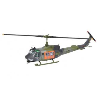 Schuco H0 26257 Helicopter Eurocopter Bell UH 1D SA - Modeltreinshop