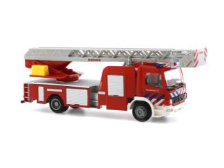Rietze H0 71613 Mercedes Benz Atego DLK 32 Brandweer NL - Modeltreinshop