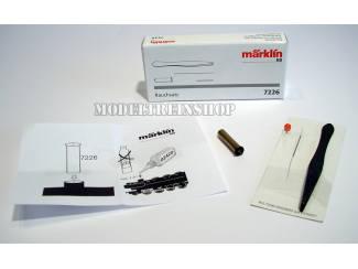 Marklin H0 7226 Rookgarnituur, diameter 5 mm - Modeltreinshop