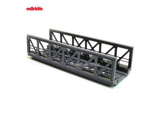Marklin H0 7262 Traliewerkbrug voor M en K rail - Modeltreinshop