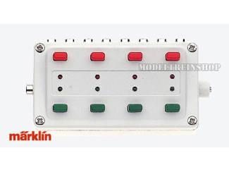 Marklin HO 72710 Schakelbord met terugmelding - Modeltreinshop