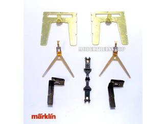 Marklin H0 7319 Spanning geleidende kortkoppelingen - Modeltreinshop