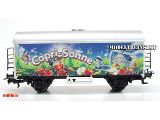 Marklin 4415 94348 Gesloten goederenwagen Koelwagen Capri-Sonne - Modeltreinshop