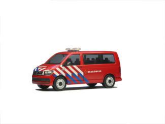 Herpa H0 930987 VW Bus T6 Brandweer Nederland - Modeltreinshop
