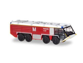 Herpa 558853 Vliegveld Munchen Brandweer Wagen Z8 - Modeltreinshop