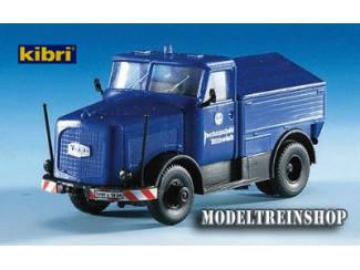 Kibri H0 18463 Kaelble tractor unit THW Hamburg - Modeltreinshop