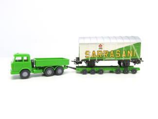 Marklin Primex H0 4584 Circus Sarrasani Zirkuswelt 1 - Modeltreinshop