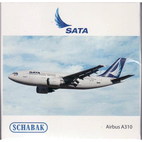 Schuco 3551506 Airbus A310 Sata - Modeltreinshop