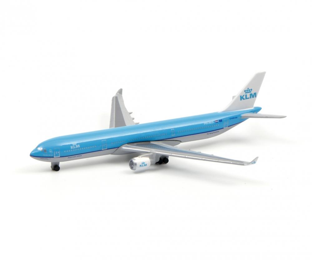 Schabak 3551690 Airbus A330-300 KLM - Modeltreinshop
