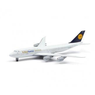 Schabak 3551695 Boeing 747-8 Lufthansa - Modeltreinshop
