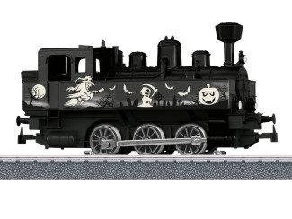 Marklin H0 Start up stoomlocomotief Halloween - Glow in the Dark - Modeltreinshop