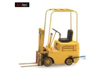 Artitec H0 10.342 Heftruck bouwpakket uit resin, ongeverfd - Modeltreinshop