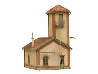 Artitec N 14.138 Bezandingstoren bouwpakket uit resin, ongeverfd - Modeltreinshop