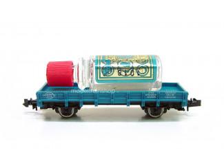 Roco N 25927 Lageboorwagen met flesje eau de cologne 4711 - Modeltreinshop