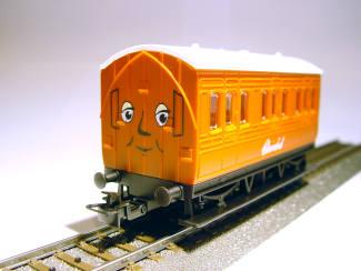Marklin H0 97052 Rijtuig Clarabel - Thomas en zijn vrienden - Modeltreinshop