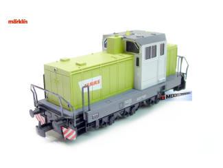 Marklin H0 29652 Diesel locomotief Henschel DHG 700 Claas Digitaal - Modeltreinshop