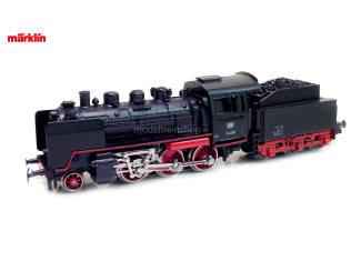 Marklin H0 3003 V10 Stoom Locomotief BR 24 met Tender - Modeltreinshop