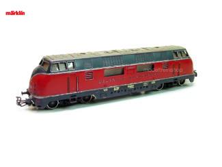 Marklin HO 3021 V5 Diessel Locomotief BR V 200 - Modeltreinshop