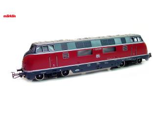 Marklin H0 3021 V12 Diessel Locomotief BR V 200 - Modeltreinshop