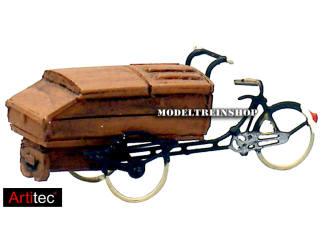Artitec N 316.06 Bakkerskar kant en klaar resin, geverfd - Modeltreinshop