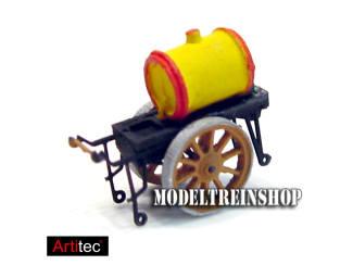 Artitec N 316.07 Oliekar kant en klaar resin, geverfd - Modeltreinshop