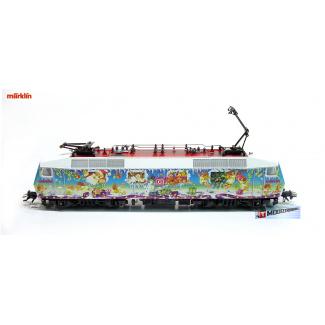 Marklin H0 33531 E-Lok BR120 Kerst locomotief - Delta Digital MHI
