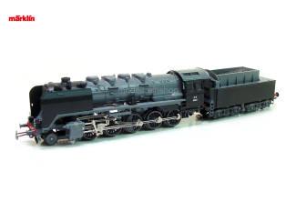 Marklin H0 3419 Stoom Locomotief van de NS BR49 met Tender - Modeltreinshop