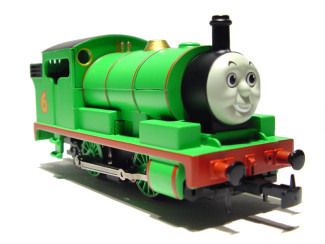 Marklin H0 36121 Tenderlocomotief Percy - Thomas en zijn vrienden - Modeltreinshop
