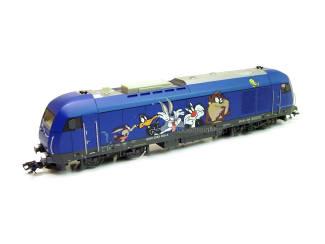 Marklin H0 36847 Diesel Locomotief Looney Tunes 1FC - Modeltreinshop