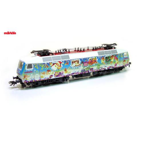 Marklin 33531 E-Lok BR120 Kerst locomotief - Delta Digital MHI Modeltreinshop