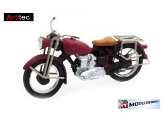 Artitec H0 387.05 Motor Triumph civiel rood kant en klaar geverfd - Modeltreinshop