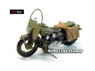 Artitec H0 387.06 Motor U.S. Army kant en klaar geverfd - Modeltreinshop