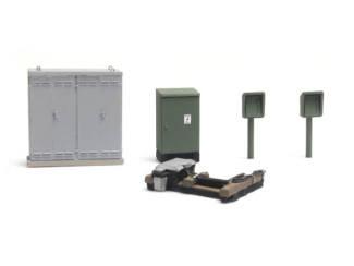 Artitec H0 387.208 NL Toebehoren seinen kant-en-klaar, geverfd - Modeltreinshop