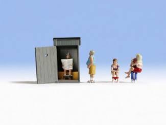 Noch N 36560 Toiletverhalen - Modeltreinshop