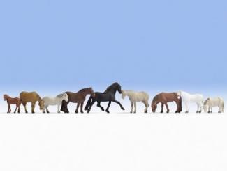 Noch N 36761 Paarden - Modeltreinshop