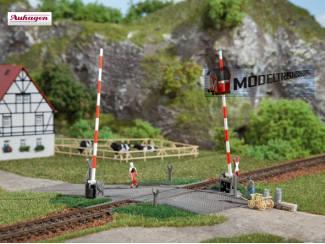 Auhagen H0 41604 Overweg met slagboom - Modeltreinshop