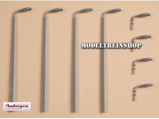 Auhagen H0 41621 Lantaarnpaal en Wandlantaarn Dummies - Modeltreinshop