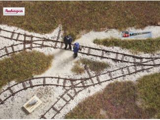 Auhagen H0 41701 Smalspoor Rail Set - Modeltreinshop