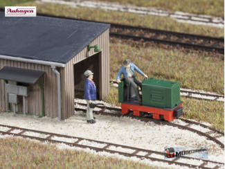 Auhagen H0 41705 Smalspoor Locomotief - Modeltreinshop