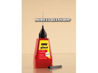 UHU 316566 Plastic Lijm - Modeltreinshop