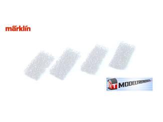 Marklin 600660 Olie Sponsje 4 stuks - Modeltreinshop